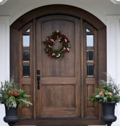 arched entry doors styles  designs home doors design
