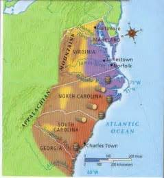 Southern Colonies Resources