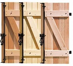 Volet En Bois Prix : volet bois ~ Premium-room.com Idées de Décoration