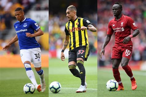 Fantasy Premier League review: The best players in Gameweek 1