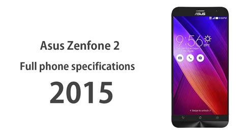 Full Phone Specifications 2015