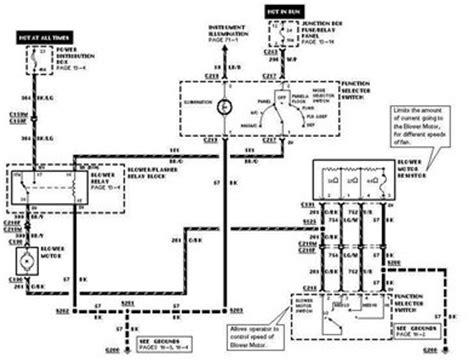 show relay      fuse box fixya