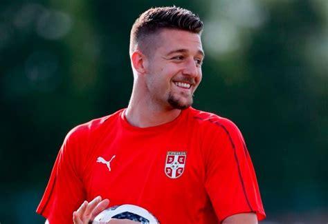 Man Utd Transfer News Sergej Milinkovicsavic Hints He's