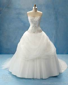 disney fairy tale weddings by alfred angelo belle With disney wedding dress collection