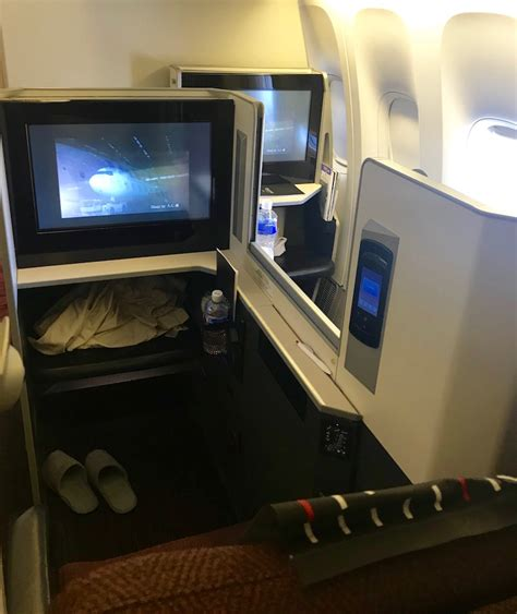 Japan Airlines (777-300er) First Class