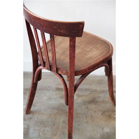 chaise bistrot thonet chaise bistrot