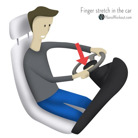 Improve Finger Flexibility Stretch Your Fingers The Car