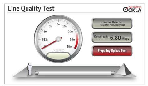 Speed Test Adsl Vodafone Velocità Effettiva