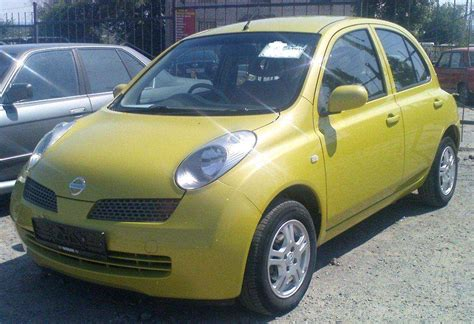 Nissan March Photo by Used 2004 Nissan March Photos 1200cc Gasoline Ff