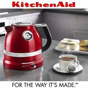 Kitchen Aid Wasserkocher : kitchenaid artisan wasserkocher 1 5 l culinaris ~ Yasmunasinghe.com Haus und Dekorationen