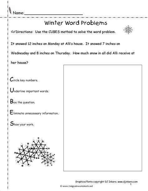 winter weather worksheets kindergarten weather seasons