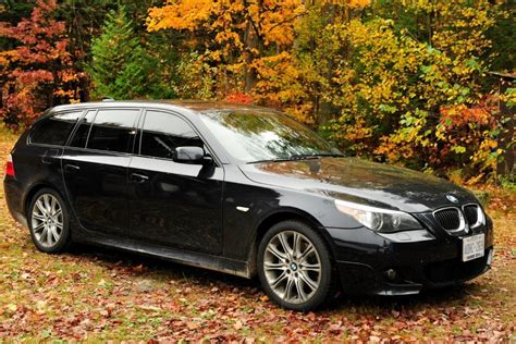 Bmw 530xi by Bmw 530xi Wagon Auto Express