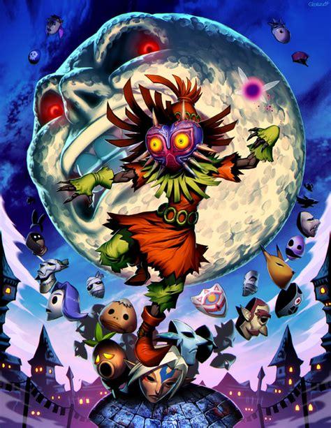 Zelda Majoras Mask By Genzoman On Deviantart