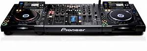 Pioneer Is Selling Their DJ Equipment Branch For $550 Million