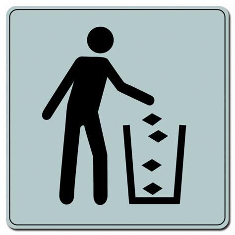 poubelle de bureau poubelle panneaux de signalisation et signaletique