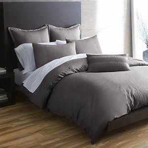 Grey, Bed, Set