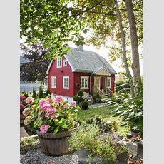 Cozy Cottage Life Kleines Schwedenhaus Am See Häuser