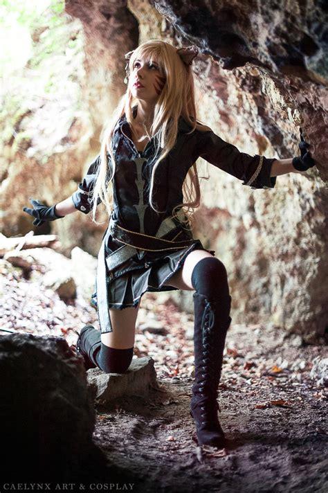 final fantasy xiv miqote  cindy cosplay cosalbum