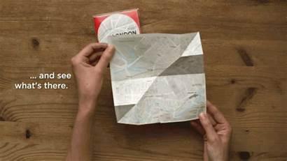 Map Paper Google Ingenious Fastcodesign Fold Maps