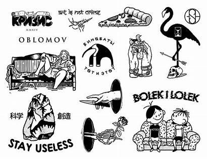 Tattoo Pop Culture Behance