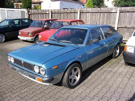 View Of Lancia Beta Hpe Photos Video Features And