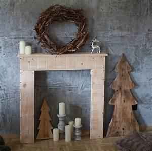 Kaminumrandung Selber Bauen : kaminumrandung antik natur kaminkonsole shabby chic ~ Lizthompson.info Haus und Dekorationen