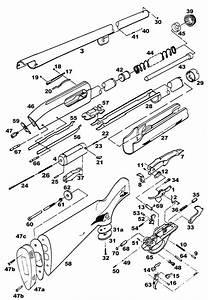 Remington 870 Express Parts Diagram