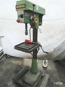Pillar Drilling Machine Alzmetall Ax 2