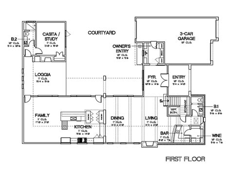 house plan drawings l shaped ranch style house plans house plans cad drawings