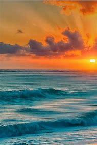 Atlantic Ocean Sunset