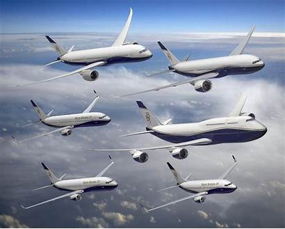 Boeing Commercial Aircraft Business Jet Major Writework