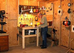 The Gunsmith: Home Shop Doesn't Have to Be Big - Shooting ...