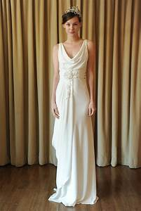 Silk draped wedding dress temperley london onewedcom for Draped wedding dress