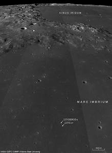 Lunar Pioneer: Craters near Lunokhod-1 officially named