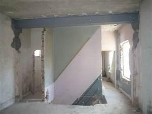 Ouverture Dans Un Mur Porteur : ouverture de murs porteurs ~ Melissatoandfro.com Idées de Décoration