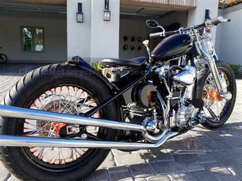 """1946 Harley Davidson El """"knucklehead"""" Bobber $$ Sold"""