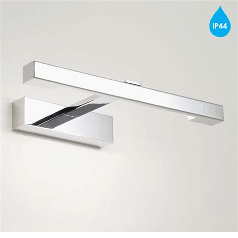 astro kashima ip44 bathroom wall light polished chrome 0814 from easy lighting