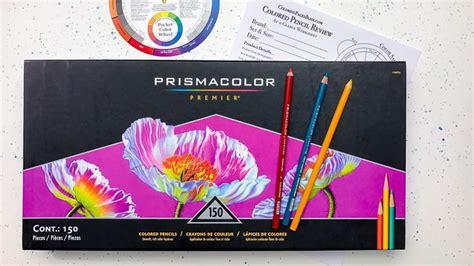 colored pencil reviews prismacolor premier colored pencils review