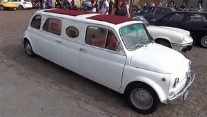 Fiat 500 Limousine   7 U00b0 Raduno Auto E Moto D U0026 39  Epoca A