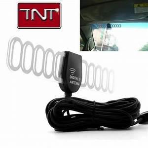 Antenne Pour Tnt : antenne voiture tv pour tnt radio fm antenne rateau ~ Premium-room.com Idées de Décoration