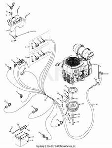 Scag Stcii N L9300001 To L9399999  Parts Diagram For Electrical