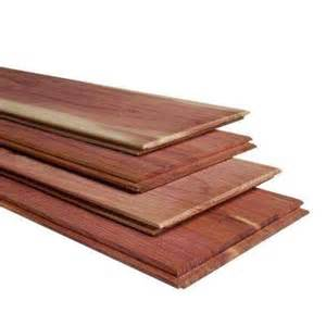 Cedar Planks For Closet by Plank Paneling Paneling The Home Depot
