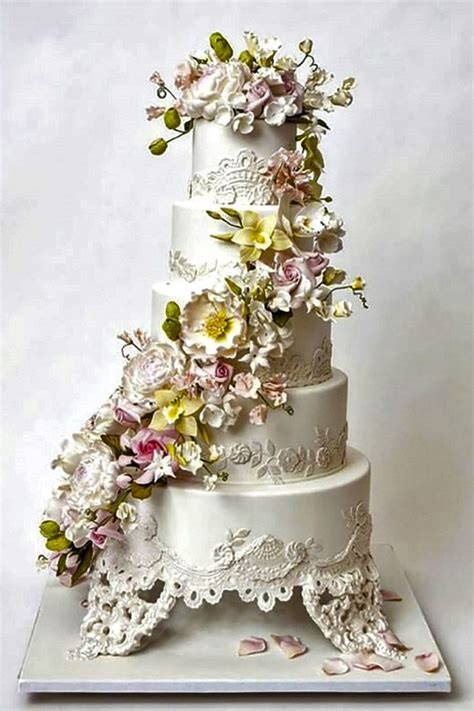 ideas  victorian wedding cakes  pinterest