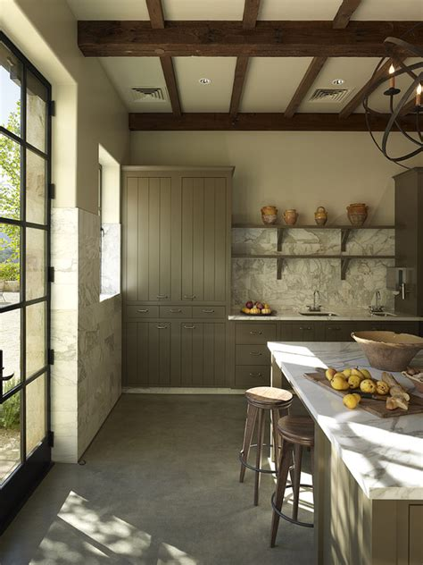 rustic grey kitchen cabinets taupe kitchen cabinets design ideas