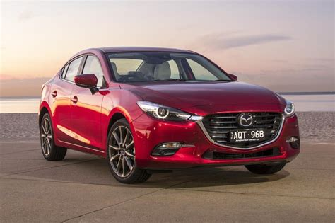 2018 Mazda3 Updates Announced For Australia Performancedrive
