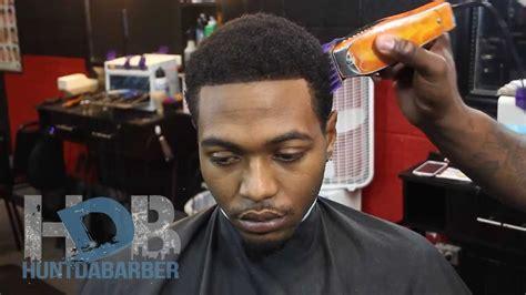 cut   fade haircut hunt da barber epis youtube