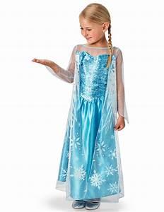 Elsa Frozen Kostm Fr Kinder