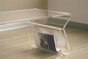 wholesale interiors acrylic clear coffee table with With clear lucite acrylic coffee table