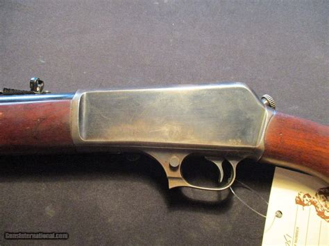 Winchester Model 1907 Sl 351 Win Nice For Sale