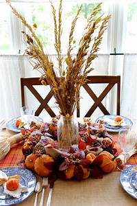 diy, thanksgiving, decorations, for, your, table